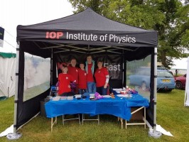 Institute of Physics gazebo