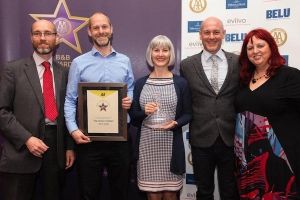 The Grove scoops national award