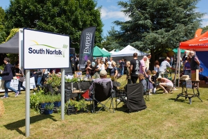 Promote your business at South Norfolk on Show