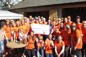 Tough Mudder raises 30k for Nelson's Journey