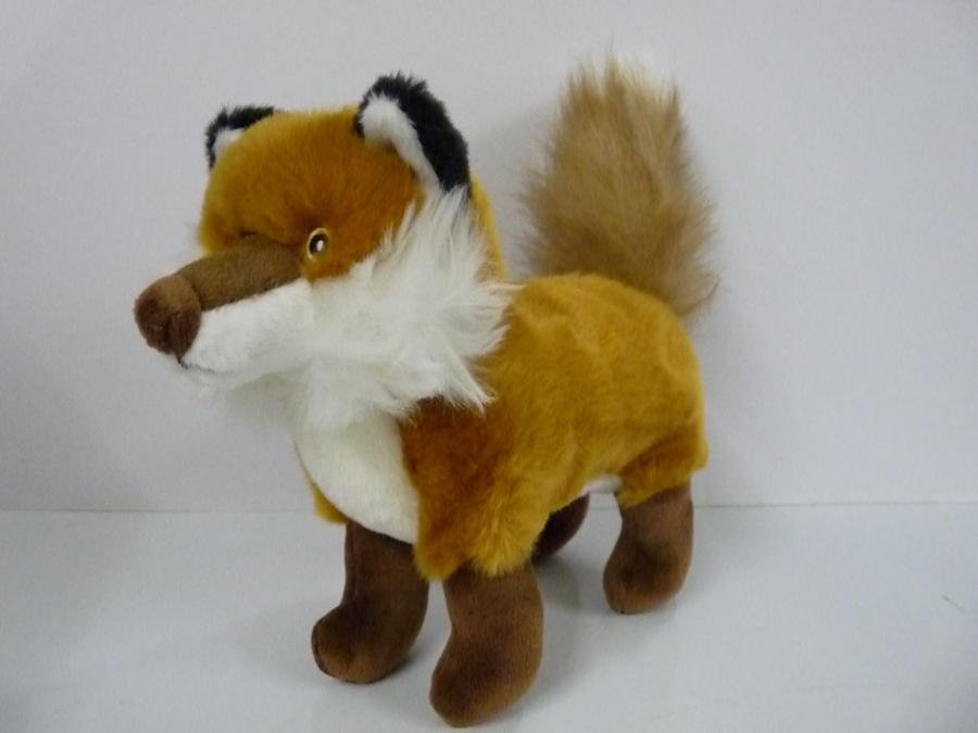 Fido's Pet Bazaar Freddy Fox - Small