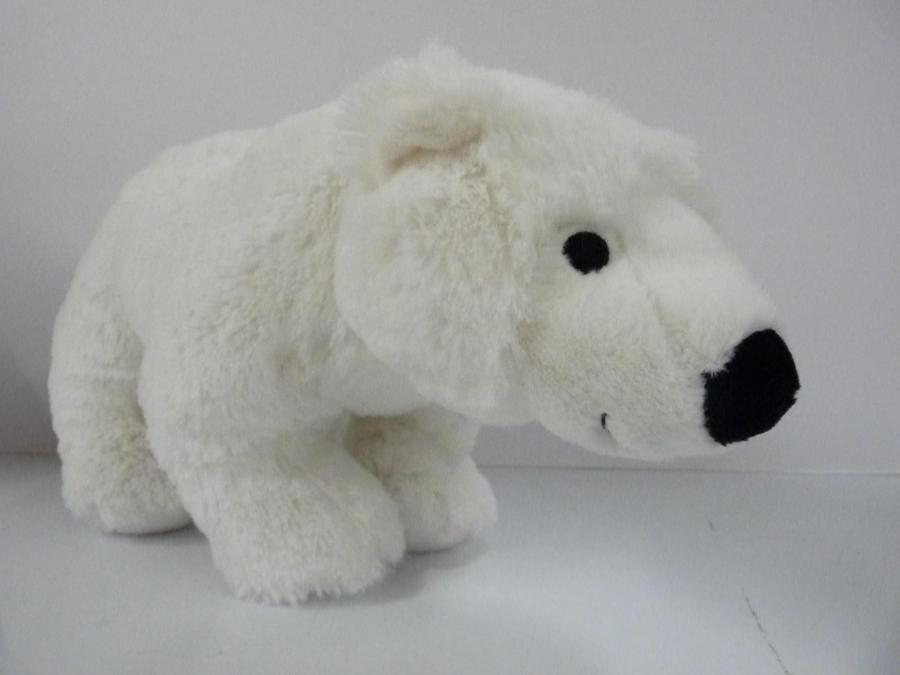 Fido's Pet Bazaar Patsy Polar Bear- Large