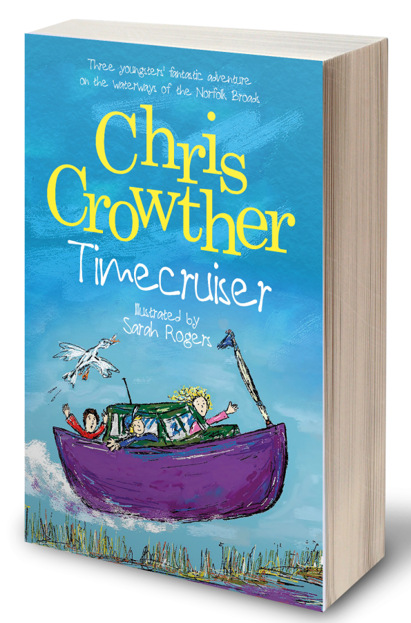 TIMECRUISER by Chris Crowther