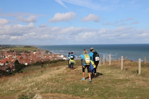 Every Step Counts – Coastal trek a hit for air ambulance
