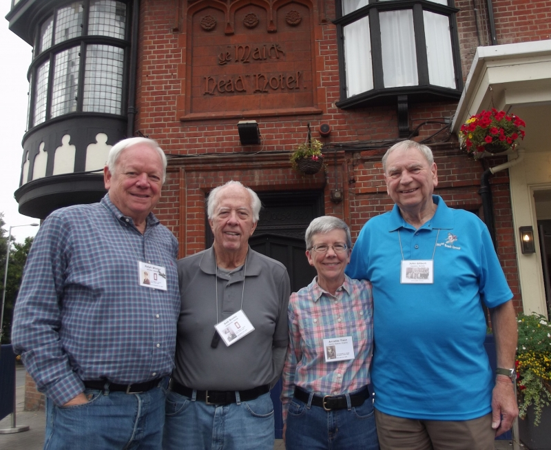 USA 392nd Bomb Group Association visits Norwich and Norfolk