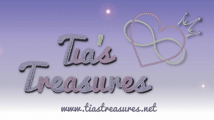 Tia's Treasures Just Giving Page has just reached our £1000 target.