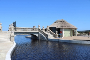 The Grand Reopening of Great Yarmouth's historic Venetian Waterways