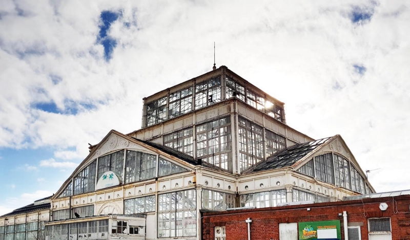 Winter Gardens shortlisted to apply to The National Lottery Heritage Fund