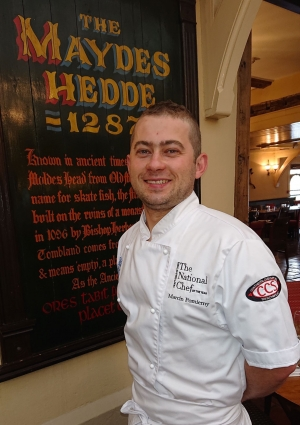 Maids Head Hotel Head Chef is National Chef of the Year Finalist