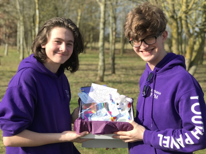 First birthday of special gift to support bereaved children and young people