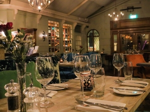 Win a meal for 2 at The Wine Press Restaurant