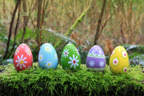Win a family ticket to Fairhaven Garden Easter Egg Hunt - All Things ...
