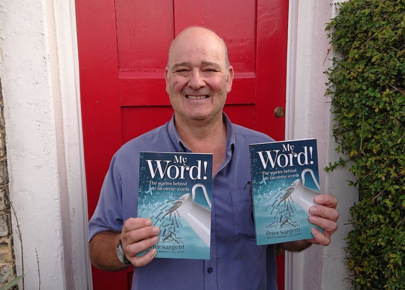 Win a copy of My Word! by Peter Sargent