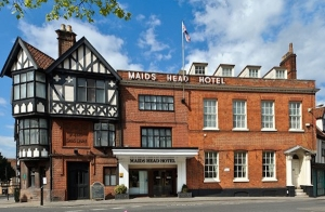 News from the Maids Head Hotel