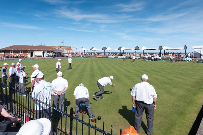 Great Yarmouth Festival of Bowls 2019 opens at seafront