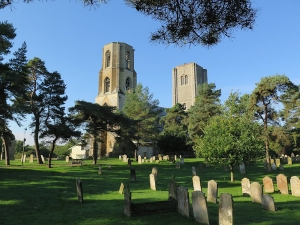 Wymondham Abbey is looking for volunteers