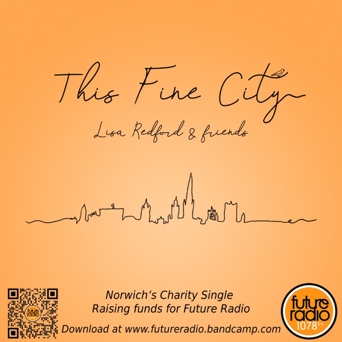 "Future Radio Fundraising Single ""This Fine City"" by Lisa Redford and Friends"