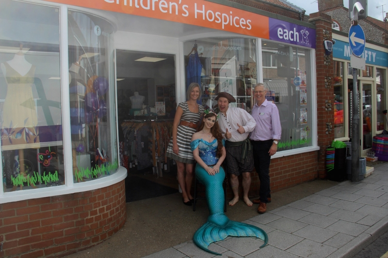 Fin-tastic! EACH opens 40th shop in Sheringham