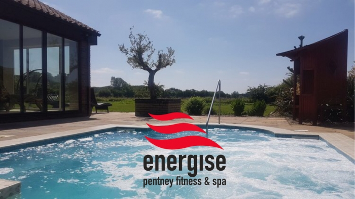 Win a Spa Day for Two People at Energise Pentney