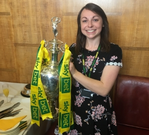 The Canaries: Onwards and upwards