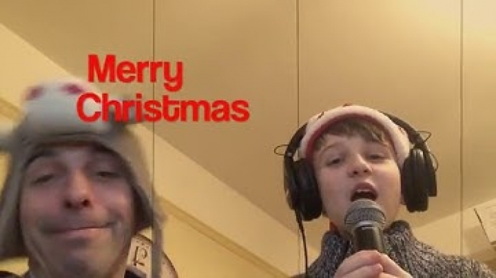 Ho Ho Ho It's Christmas - Norwich's Paul Grint's very catchy Christmas Song