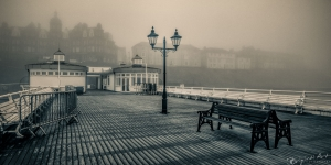 Cromer on a Foggy Day