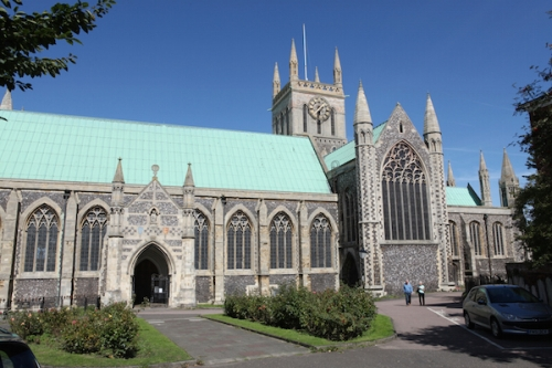 Great Yarmouth Minster