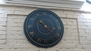 Norwich Clockmaker Returns to Work on Historic Maids Head Clock